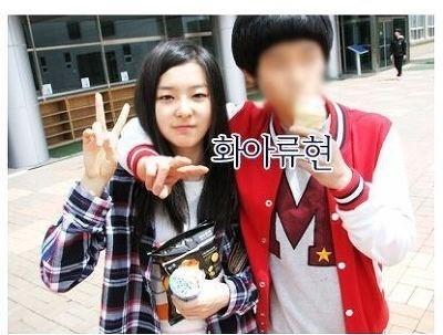 SM 신인 걸그룹 레드벨벳 아이린, 슬기, 웬디, 조이 과거사진.jpg | 인스티즈