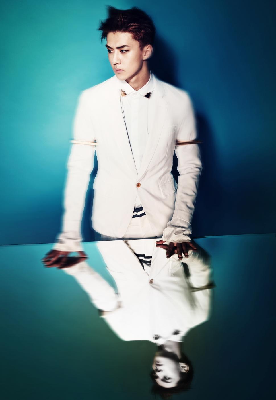 7일(수), EXO 미니 앨범 2집 (타이틀곡:중독(Overdose)) 발매 예정 | instiz
