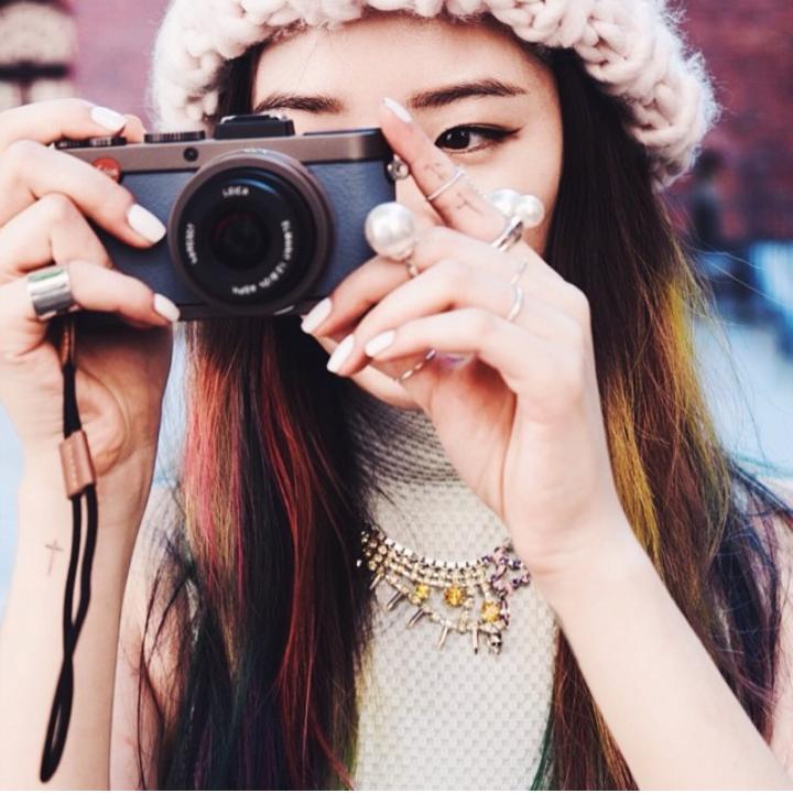 인스타에서 해외팬한테 인기있는 매력적인 여자모델 | 인스티즈